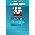 Rockstar Grand Theft Auto V Tiger Shark Cash Card Xbox One
