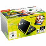 Nintendo New 2DS XL + Mario Kart 7 zwart, groen