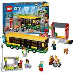 lego City busstation 60154