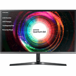 Samsung 4K QLED Monitor 28 inch LU28H750UQU