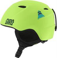 Giro Slingshot 680.79090.075 - Skihelm - Matte Lime Shark - Kids Maat XS