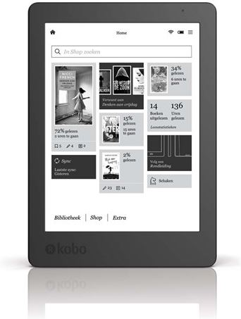 Kobo e-reader Aura Edition 2 Refurbished