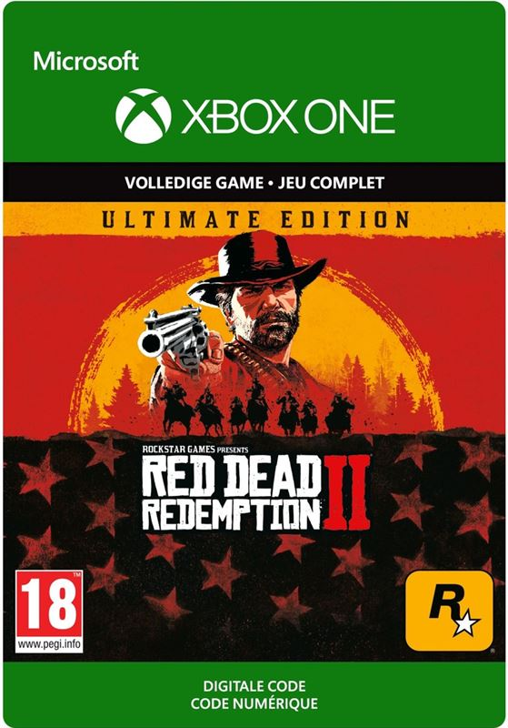 Rockstar Red Dead Redemption 2: Ultimate Edition - Xbox One