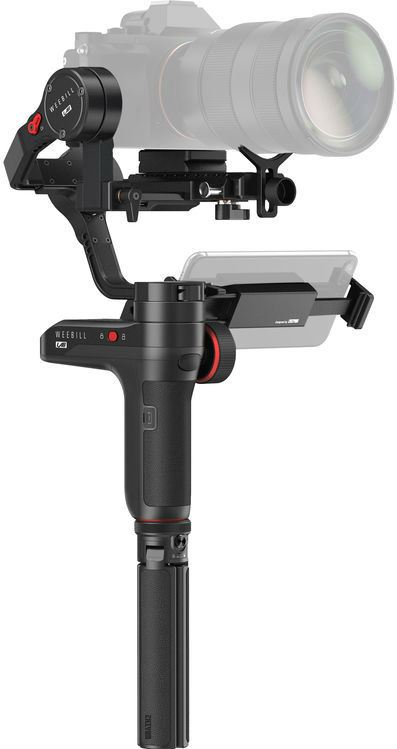 Zhiyun Weebill LAB 3-Axis Handheld Gimbal Stabilizer