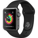 Apple 3 Watch Series 3 zwart / S|L