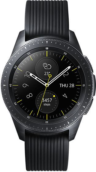 Samsung Galaxy Watch zwart