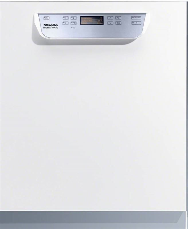Miele Professional Miele PG 8059 U Wit | Horeca Afwasautomaat met 13 wasprogramma s