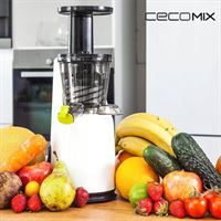 Cecomix Cold Press Blender - Juicer Compact 4038