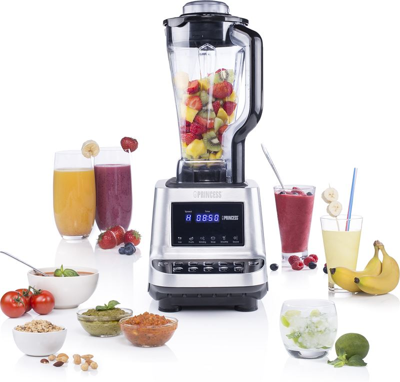 Princess 219000 Healthy Turbo Blender