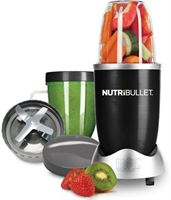 Magic Bullet Nutribullet zwart 8-delig JMLV2602