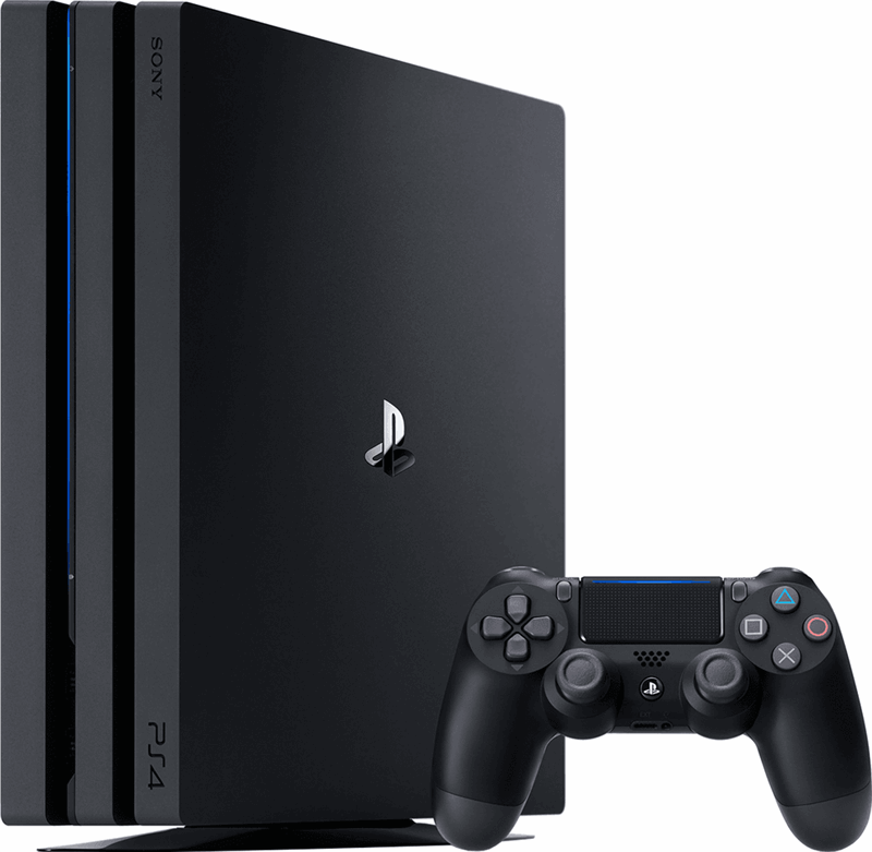 Sony Play Station 4 Pro 1TB zwart