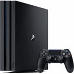 Sony Play Station 4 Pro 1TB zwart