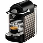 Krups Nespresso Pixie XN3005 Electric Titanium