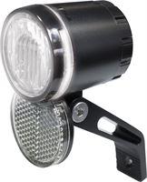 Trelock VEO 20 LUX Dynamo Fietsverlichting mit Halterung zwart 2019 Fietsverlichting batterijen