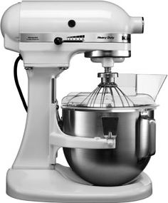 KitchenAid 5KPM5 EWH wit