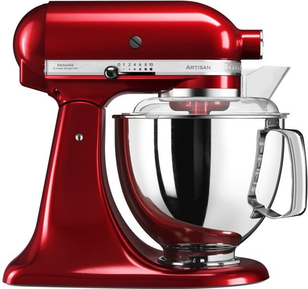 KitchenAid Artisan rood