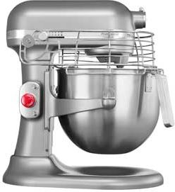 KitchenAid 5KSM7990XESM zilver