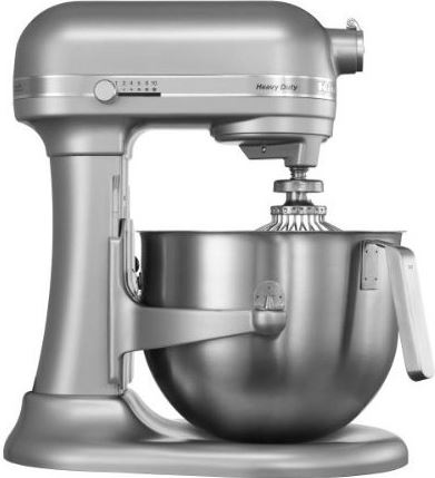 KitchenAid 5KSM7591X zilver