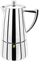 Stellar Espresso maker 375 ml 6 kopjes