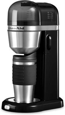 KitchenAid 5KCM0402 zwart koffiezetapparaat kopen? | Archief