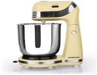 Gourmetmaxx keukenmachine Retro 250 W vanille 250 W kom 3 liter