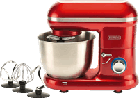 BOURGINI Classic Kitchen Chef Red