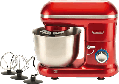 Красная кухня - 105 фото идей оформления дизайна кухни яркими цветами | 282x400