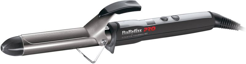 BaByliss PRO Hairstylers Digital Titanium Tourmaline Curling Iron