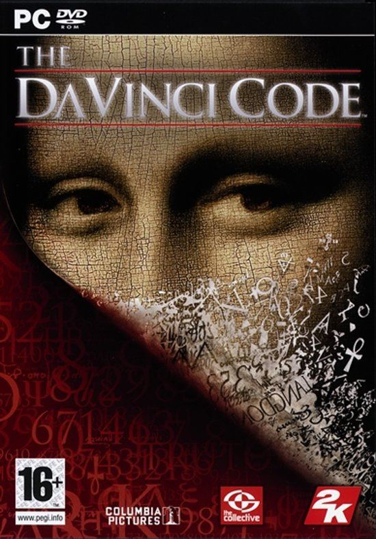 2K Games The Da Vinci Code - Windows