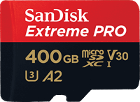 Sandisk EXTREME PRO UHS-I 400 GB