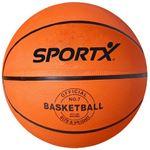 SportX Basketbal Orange 580 gr