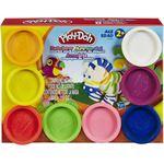 Play-Doh Regenboog pack 8 kleuren - 448 gram - Klei