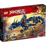 lego NINJAGO Stormbringer - 70652 Zet de vijand onder stroom met Stormbringer