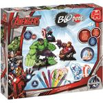Jumbo BLOpens Avengers workshop