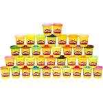 Play-Doh Mega Compound Set - 36 Potjes