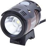 Spanninga Thor - Fietskoplamp - High Power - Oplaadbaar - Zwart