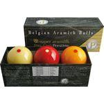 Aramith Biljart ballen set Super Pro Cup Prestige 61 5mm