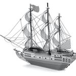Metal earth Pirate Ship - 3D puzzel