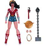 DC Comics: Ant Lucia Bombshell - Wonder Woman Action Figure