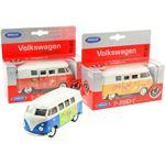 Welly Die Cast Volkswagen Bus (1962), schaal: 1:34