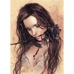 Heye Dark Rose - Legpuzzel - 1000 Stukjes