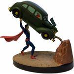 Dc Comics Superman Action Comic #1 Shakems Premium Motion Statue