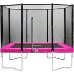 Salta Combo 214 x 305 cm Roze Trampoline