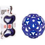 FOOOTY Blauw - Reis Voetbal - Voor Binnen en Buiten - Creëer je eigen Bal