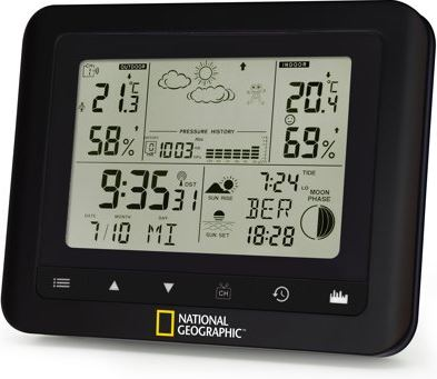 National Geographic Weerstation