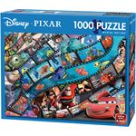 King International Disney Pixar Movie Magic 1000 stukjes