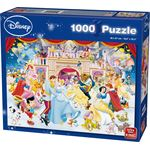 Disney Princess Disney Holiday on Ice 1000 pieces