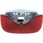 Axa Omega Auto - Achterlicht - Zilver