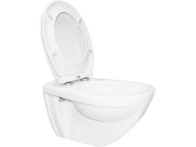 Vlakspoel Toilet Hangend : Praya toiletpot trevi vlakspoel met toiletbril kopen? kieskeurig