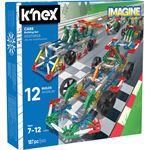 k'nex Cars bouwset - 187 onderdelen